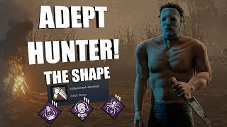 ADEPT MYERS! | Dead By Daylight MICHAEL MYERS Achievement