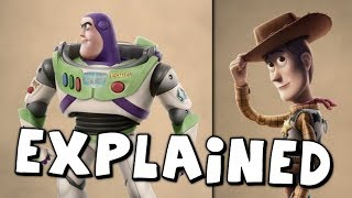 Toy Story 4's Mysterious Posters EXPLAINED!
