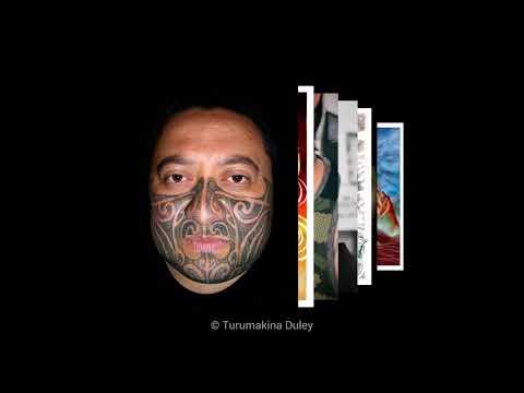 RiQi Harawira - Self Determination