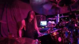 Fotis Benardo - SepticFlesh -  Pyramid God - Drum-Cam