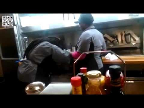 Waffle House Employees Fired For Doing Hair In The Kitchen