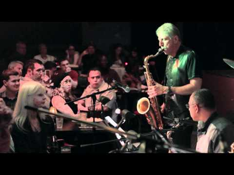 Bob Mintzer Plays the Bebop Special Tenor Saxophone Mouthpiece