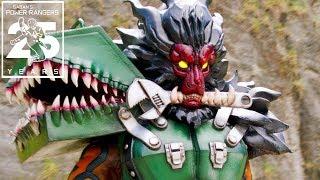 Power Rangers Ninja Steel | All Ninja Steel Monsters | Episodes 1 – 20