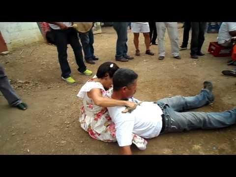 El Baile del  poco a poco..Grupo de Tamunague C.E.P.A.S. San Jacinto Barquisimeto Venezuela