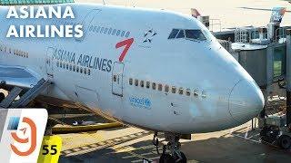 [M9] #55: Bay Boeing 747 sau 11 năm | Asiana Airlines | Yêu Máy Bay