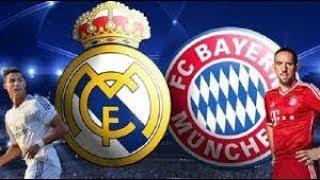 TRỰC TIẾP bóng đá Real Madrid  vs Bayern Munich: Trọng tài được nhắc khéo