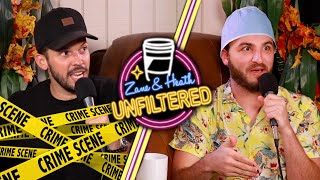 Zane is Connected to a Murder Case - UNFILTERED #8