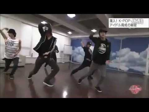 EXO - Pre Debut 101116 - Sehun & Lay & Kris & Chanyeol & Xiumin Cut - Japan TV Channel .mp4
