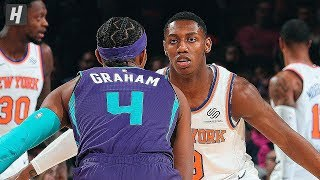 Charlotte Hornets vs New York Knicks - Full Game Highlights | November 16, 2019 | 2019-20 NBA Season