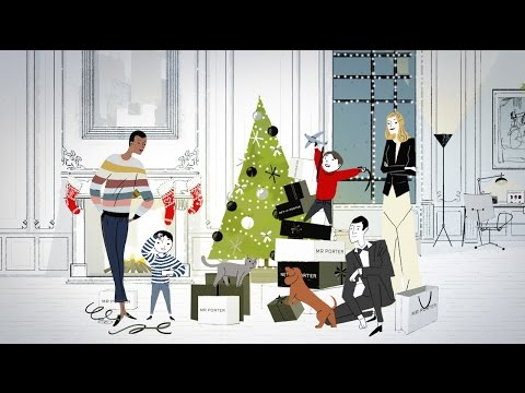 Mr porter christmas delivery gifts