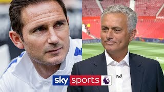 How difficult is Frank Lampard's job at Chelsea? | Super Sunday | Mourinho, Neville and Souness