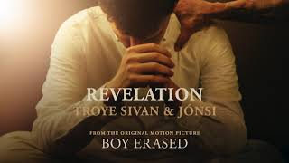 """BOY ERASED - """"Revelation"""" by Troye Sivan & Jónsi - In Select Theaters November 2nd"""