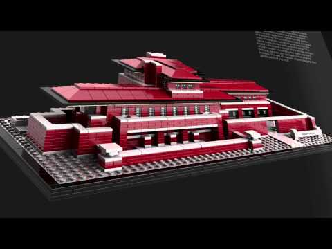 dk's lego® architecture: the visual guide celebrates building