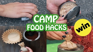 5 Camping Food Hacks