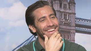 Jake Gyllenhaal Jokes He's Feuding With Ryan Reynolds After Best Friends Day (Exclusive)