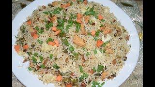 Chicken Fried Rice    Restaurant Style   Chinese Recipe