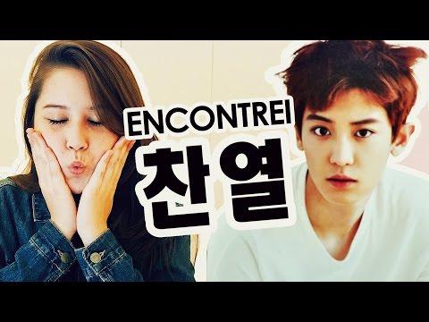 ENCONTREI CHANYEOL(EXO) NA COREIA? | Vlog na SMTOWN | MIDORI