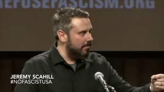 #NoFascistUSA Emergency Meeting, Jeremy Scahill
