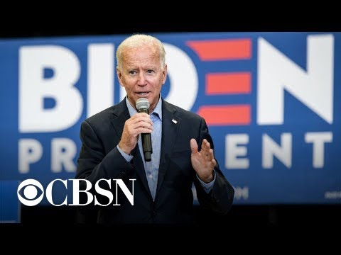 "2020 Daily Trail Markers: Biden campaign says Iowa caucus a ""dog fight"""