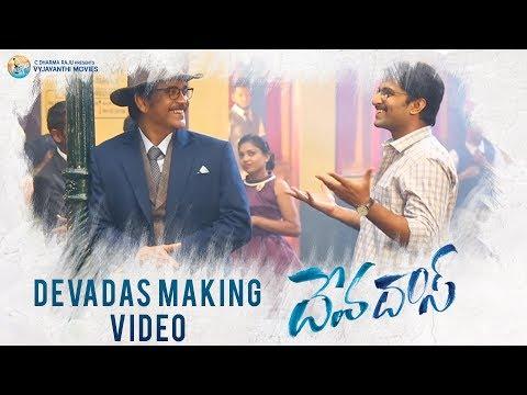 Devadas-Making-Video