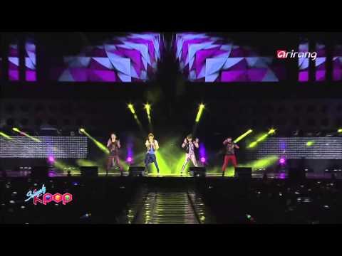 SHINee - ♬ Stranger [Simply K-Pop]