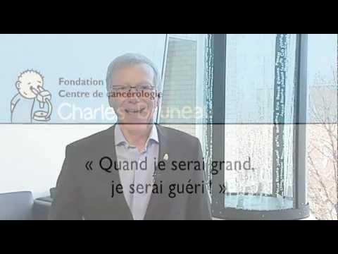 Capsule - Pierre Bruneau et la Fondation Centre de cancérologie Charles-Bruneau