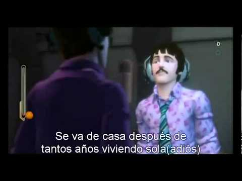The Beatles She's Leaving Home subtitulado en español