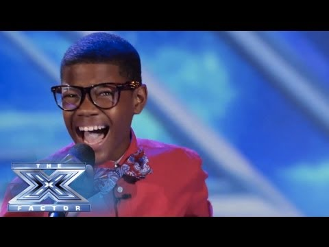 "Isaiah Alston's ""Greatest"" Performance Of All? - THE X FACTOR USA 2013 - Smashpipe Entertainment"