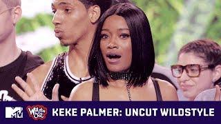 Vic Mensa & Keke Palmer Team Up Against Nick | UNCUT Wildstyle | Wild 'N Out