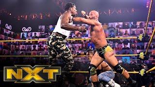 WWE NXT (10/21): Kushida Vs. Tommaso Ciampa Vs. Velveteen Dream