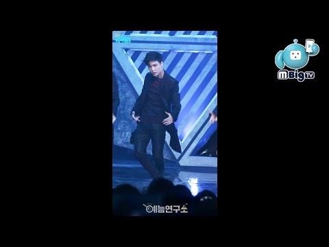 [Music Core K-pop Vertical fancam] EXO Monster LAY