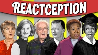 ELDERS REACT TO OLD PHOTOS OF THEMSELVES! #4