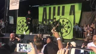 Attila - Moshpit (Live at Vans Warped Tour 2017 in Holmdel, NJ)