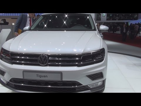 Volkswagen Tiguan Highline 4MOTION 2.0 TDI SCR 240 hp (2016) Exterior and Interior in 3D