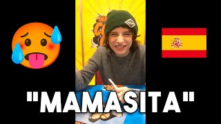 "FINN WOLFARD hablando ESPAÑOL: ""MAMASITA"""