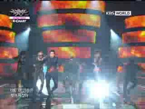 [Music Bank K-Chart] 3rd week of Jan 2011 (2011.01.21)
