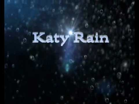 Katy Rain -I wanna paint Kinetic typography
