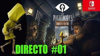 🔴 DIRECTO: Little Nightmares Complete Edition #01 | Una Luz en la oscuridad