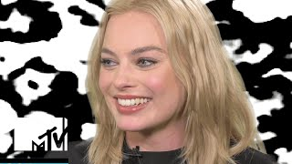 Margot Robbie Talks About Being Cast in 'Suicide Squad' | MTV News