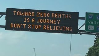 Who Writes MnDOT's Electronic Highway Signs?