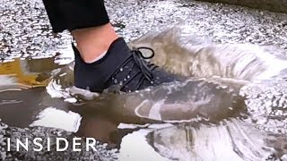 We Tried Waterproof Shoes — And They Really Work!