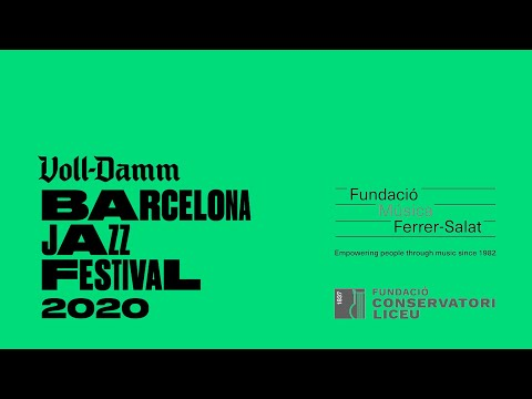 David Murray Trio | 52 Voll-Damm Festival de Jazz de Barcelona 2020