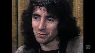 AC/DC - Bon Scott Interview - London - 1 November 1977