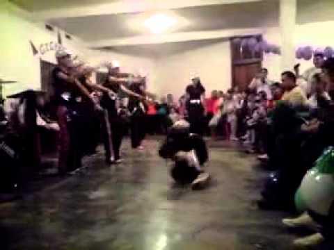 Manny Montes Remix Coreografia cristiana
