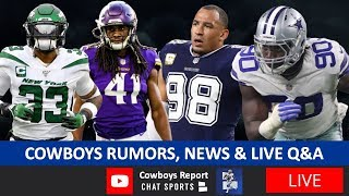 Dallas Cowboys Report With Tom Downey (July 30th)