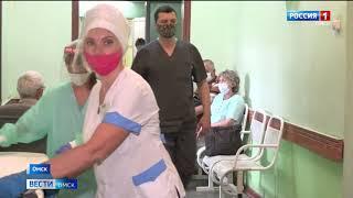 В БСМП 1 после двухнедельного карантина по ковиду открылись сразу два отделения: травматологии и нейрохирургии