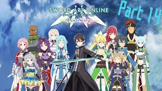 #14 Sword Art Online Lost Song (German/BLIND)
