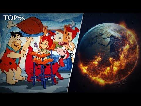 5 Dark Childrens Cartoon Theories That Will Ruin Your Childhood...