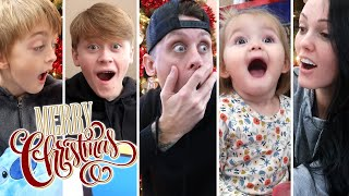 HUGE Christmas Morning Surprise!!