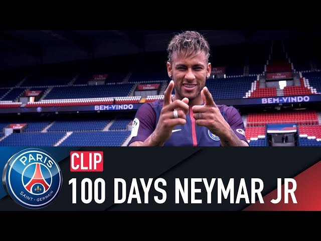 100 dni Neymara w PSG [VIDEO]